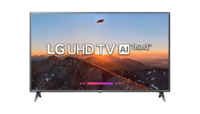 LG 108 cm (43 Inches) 4K UHD LED Smart TV 43UK6360PTE (Brown) (2018 model) Review
