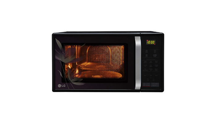 LG 21 L Convection Microwave Oven MC2146BP Review