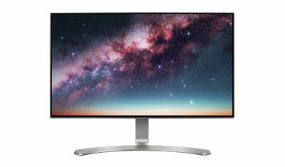 LG 24 inch Borderless Monitor