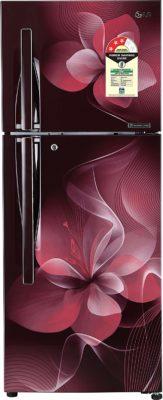 LG 260 L Frost-Free Double-Door Fridge