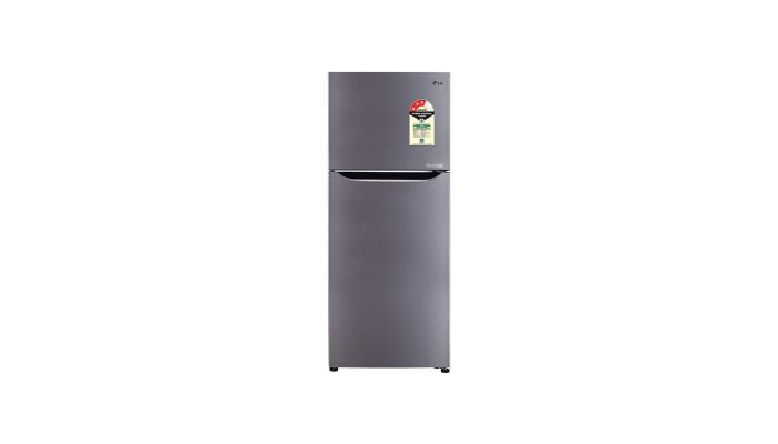 LG 260Ltr 3 Star Frost Free Double Door Refrigerator GL C292SPZU.DPZZEBN Review