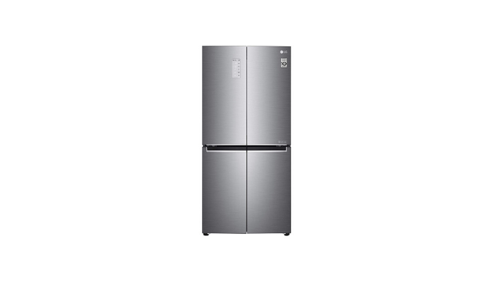 LG 594Ltr Inverter Side By Side Refrigerator GC B22FTLPL Review