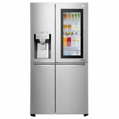 LG 668L Frost Free Side-by-Side Refrigerator – GC-X247CSAV