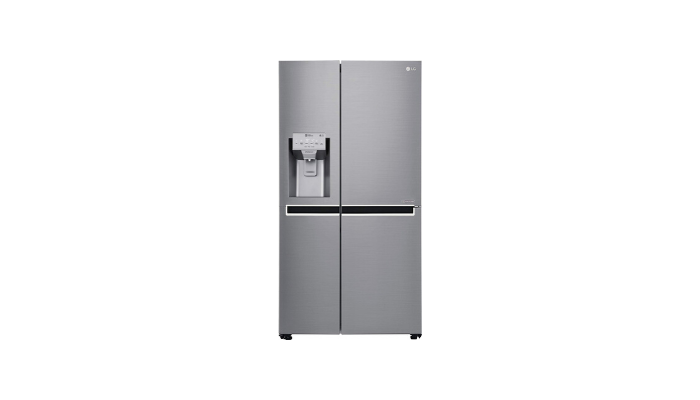 LG 668Ltr Side by Side Refrigerator GC L247CLAV.APZQEBN Review