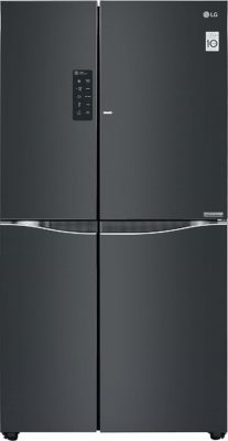 LG 679L Frost Free Side-by-Side Refrigerator – GC-M247UGLB