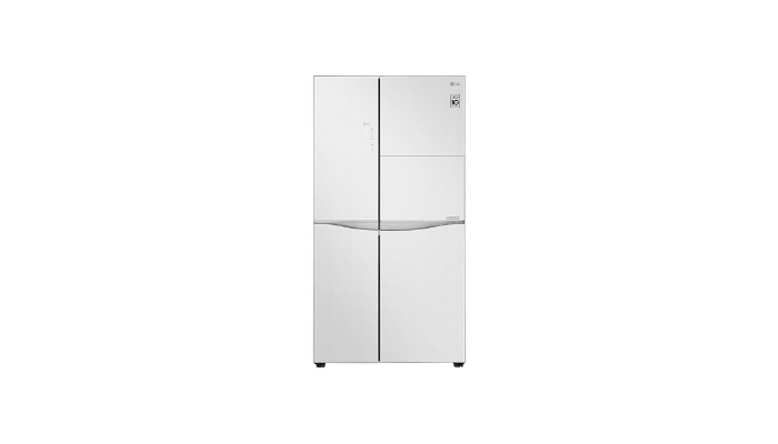 LG 675L Inverter Wi Fi Side by Side Refrigerator GC C247UGLW Review