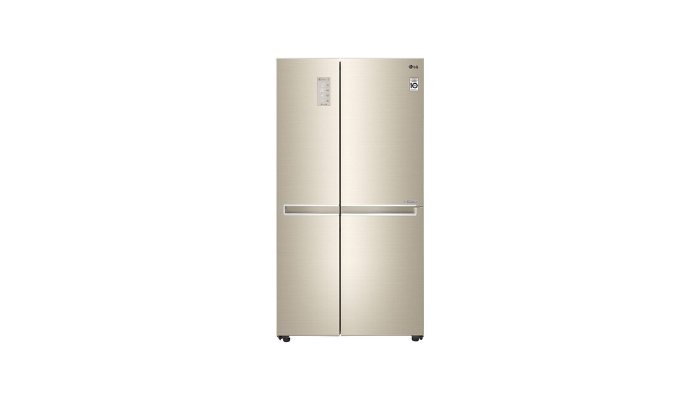LG 687Ltr Frost Free Side By Side Smart ThinQ Refrigerator GC B247SVUV Review