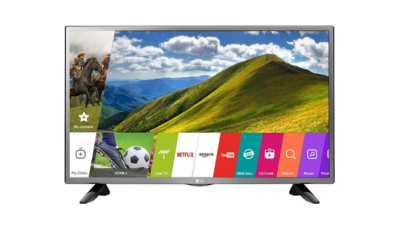 LG 80 cm (32 Inches) HD Ready LED Smart TV 32LJ573D (Silver) (2017 model) Review
