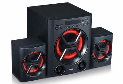 LG - LK72B Boom Blastic Multimedia Speakers