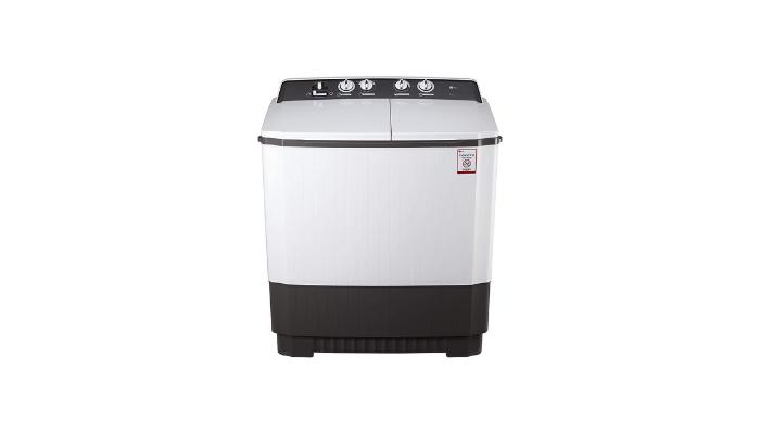 LG P9560R3FA 8.5 kg Semi Automatic Top Loading Washing Machine Review