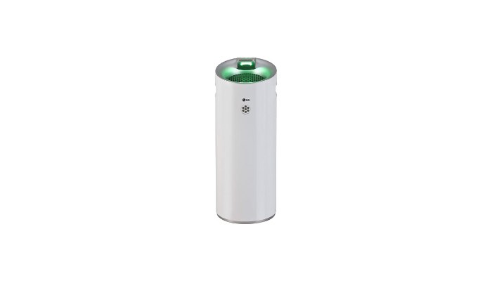 LG PuriCare AS40GWWK0 WiFi Enabled Air Purifier Review