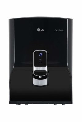 LG Puricare RO + Mineral Booster Water Purifier with Dual Protection Stainless Steel Tank