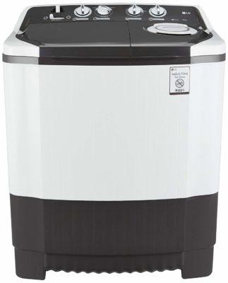LG Semi-automatic top loading washing machine