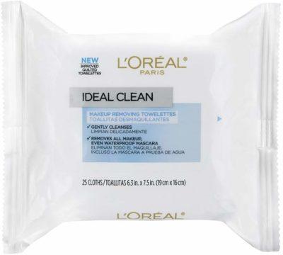 L'Oreal Paris Ideal Skin Make-Up Removing Towelettes