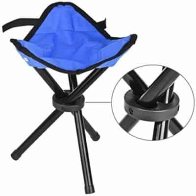 LUMONY® Tripod Stool for Camping & Travelling