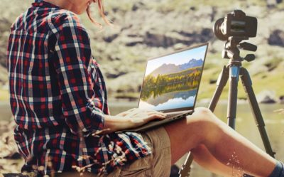 Laptops With Large 17 Screens for Multitasking Immersive Display