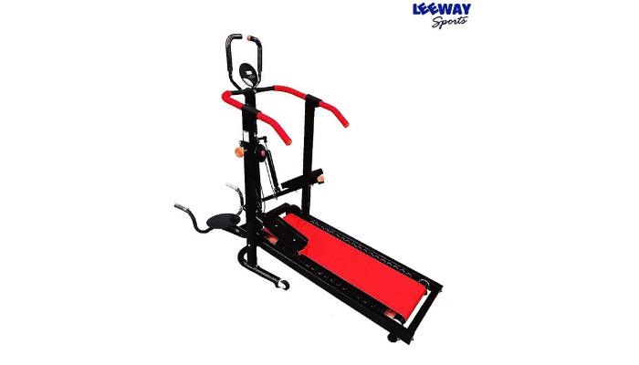 Leeway 4 in 1 Manual Jogger Treadmill Review