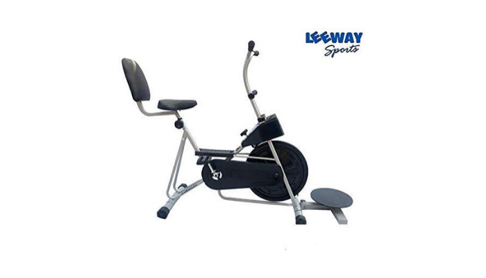Leeway Exercise Cycle Gym Recumbent Bike Review