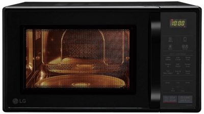 Lg 21 L Convection Microwave Oven Mc2146bl