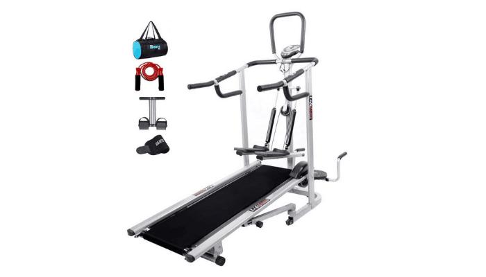 Lifeline L41MTDSTT8 Treadmill Review