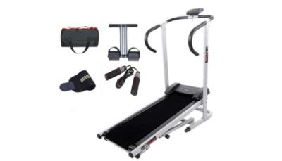 Lifeline Manual Treadmill Machine Review