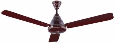Lifelong BLDC High-Speed Ceiling Fan, 1200 mm, Brown (Energy Saving BLDC Motor with)