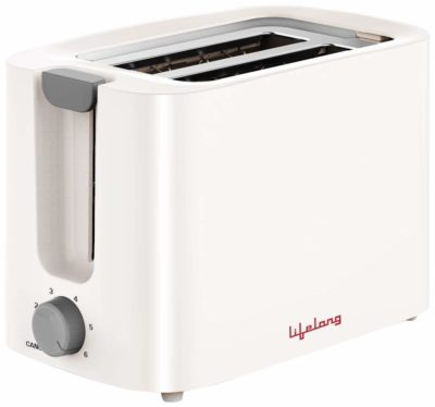 Lifelong LLPT09 Two Slice Pop-up Toaster