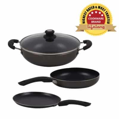 Lifelong Popular Induction Non-Stick Cookware Set