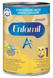 Liquid Concentrate Formula Milk