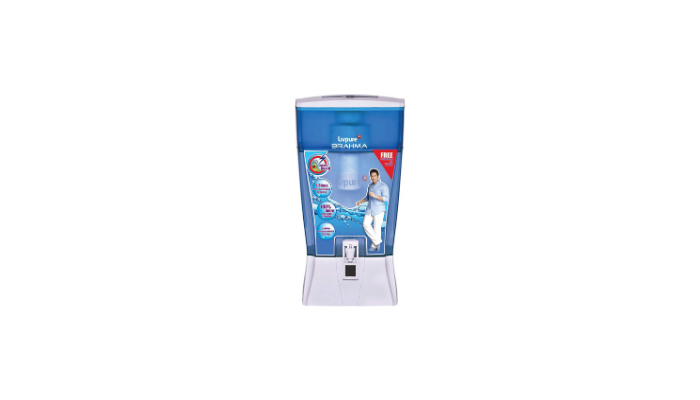 Livpure Brahma Gravity Water Purifier Review