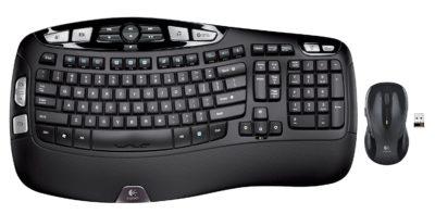 Logitech Wireless Wave Keyboard and Mouse Combo