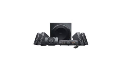 Logitech Z906 Surround Sound Speaker System Review