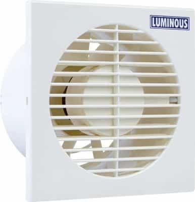 Luminous 150 mm Vento Axial Exhaust Fan