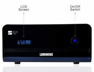 Luminous Zelio 1100i LCD display
