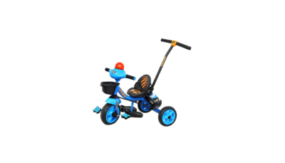 Luusa Tricycle for Kids Review