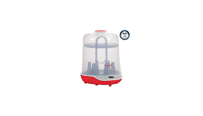 LuvLap Delight Electric Steam Sterilizer Review