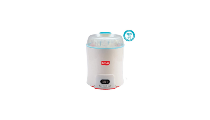 LuvLap Elite 4 in 1 Electric Steam Sterilizer Review
