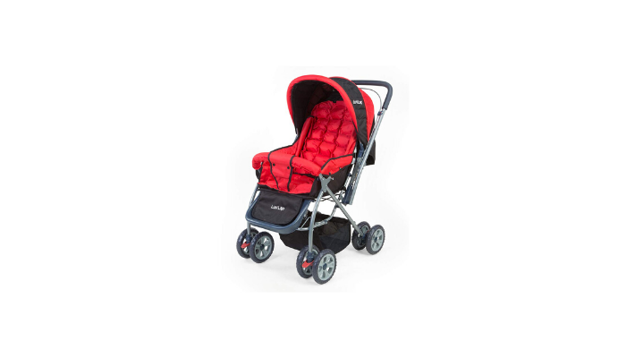 LuvLap Starshine Stroller Pram for Newborn Baby Kids Review