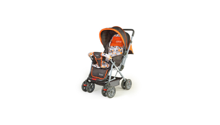 LuvLap Sunshine Stroller Pram with Mosquito net Review