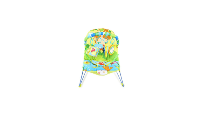 Luvlap Go Fishing Baby Bouncer Review