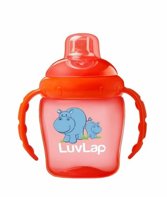 Luvlap Hippo Sipper