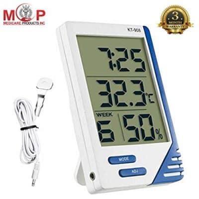 MCP Digital Temperature Humidity Meter