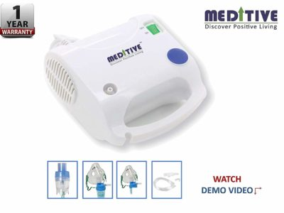 Meditive Respiratory Nebulizer Inhaler