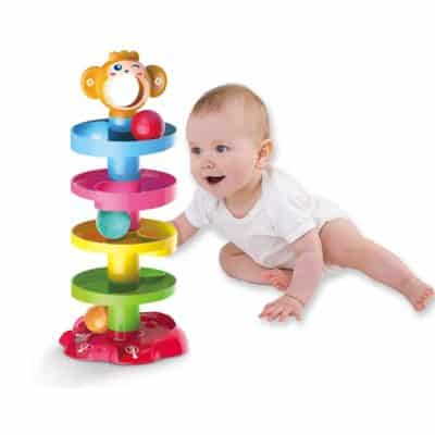 Magicwand Ball Drop Rolling Swirling Tower Ramp