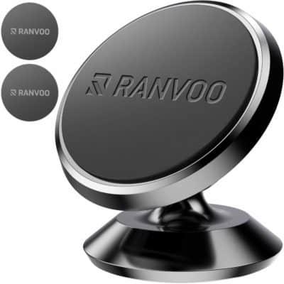 Magnetic Car Phone Mount, Ranvoo Universal Magnet