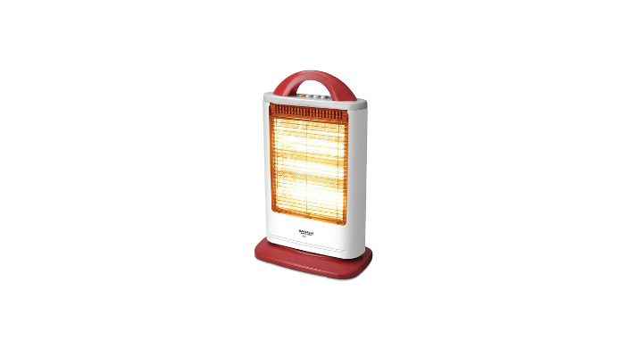 Maharaja Whiteline Lava Halogen Heater Review