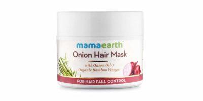 Mamaearth's Onion Hair Mask