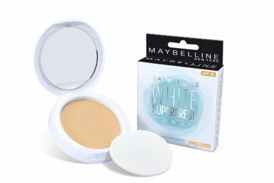 Maybelline New York White Super Fresh Compact Powder