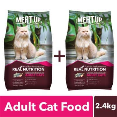 Meat Up Adult Cat Food