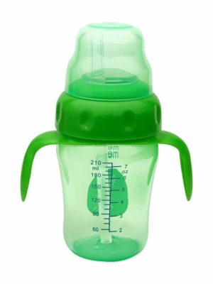 Mee Mee 210ml 2 in 1 Spout and Straw Sipper Cup